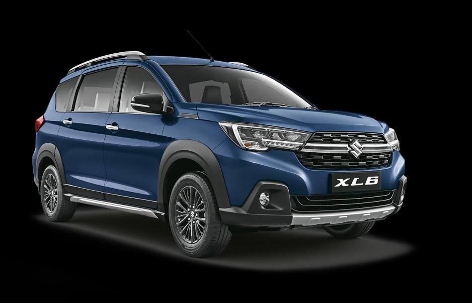 Suzuki XL6 para el mercado indú