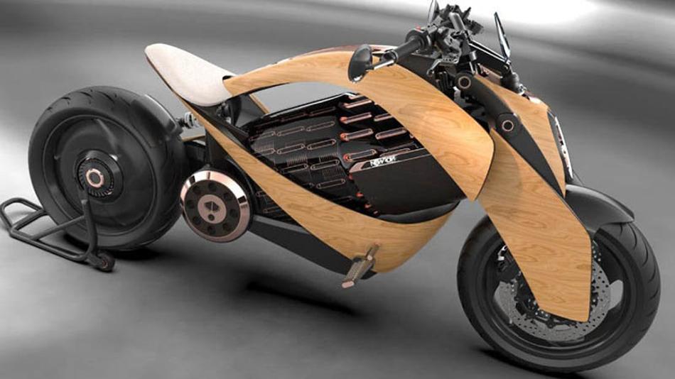 Te presentamos la fascinante Newrom Motors EV1