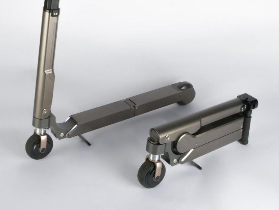 Hyundai Motor Group y su patinete eléctrico