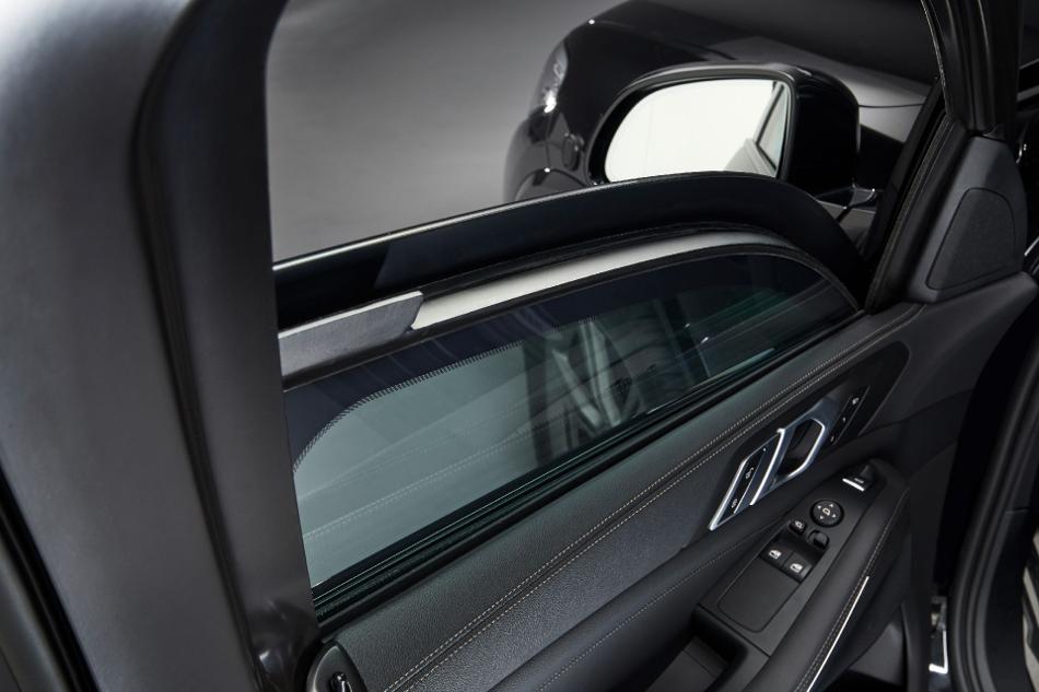 Nuevo BMW X5 Protection VR6