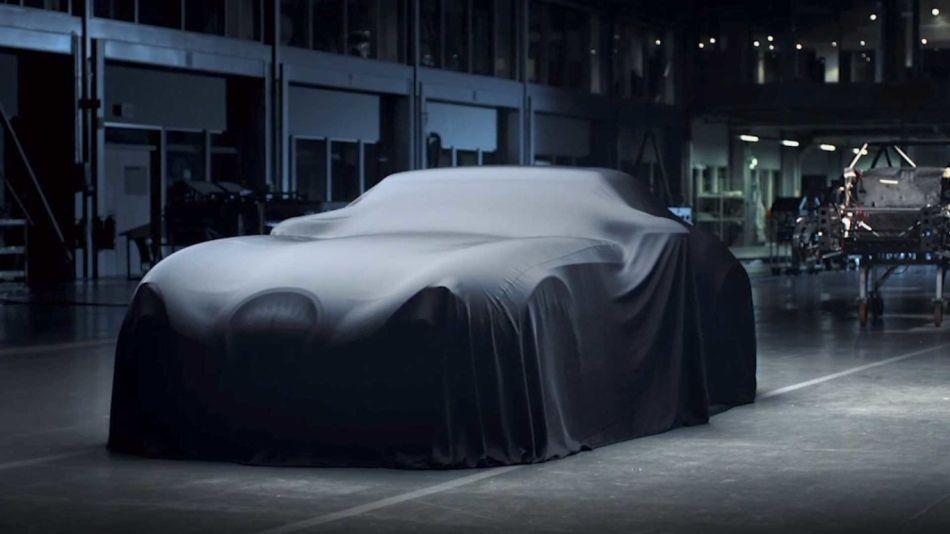Wiesmann prepara su regreso con un deportivo que llevará motor BMW V8