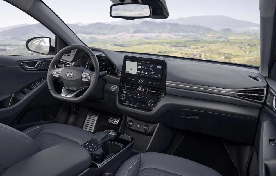 Disponible el Hyundai Ioniq BEV eléctrico
