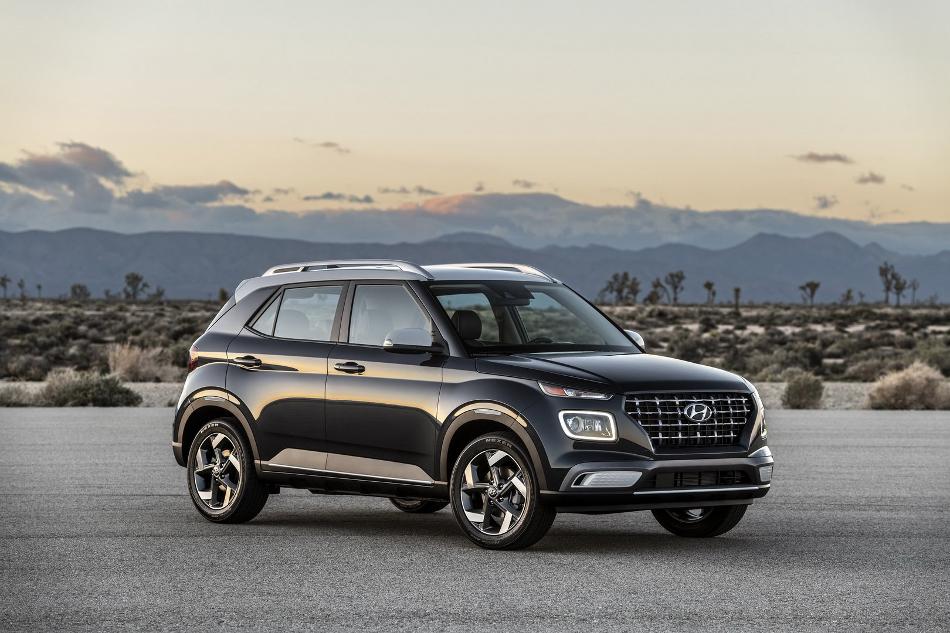 Hyundai confirma la llegada del SUV Venue para Australia