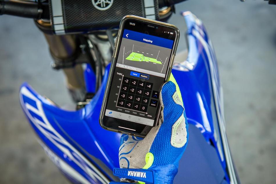 Nueva Yamaha WR250F 2020