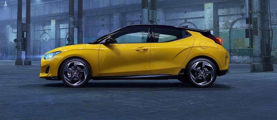 El Hyundai Veloster 2020 llega a Australia en tres niveles