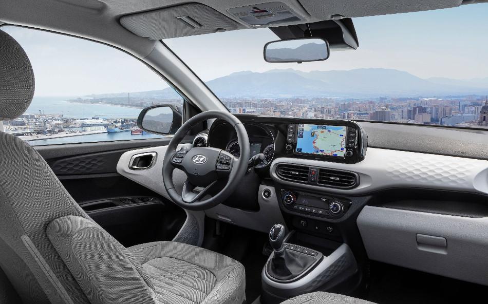 Hyundai llevará el nuevo i10 a Frankfurt