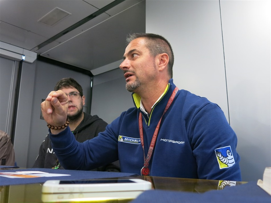 """Piero Taramasso: """"Misano fue un gran circuito para nosotros el año pasado"""""""