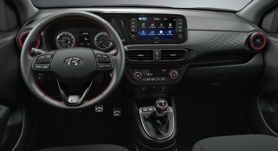 El Hyundai i10 N Line se presentará en Frankfurt