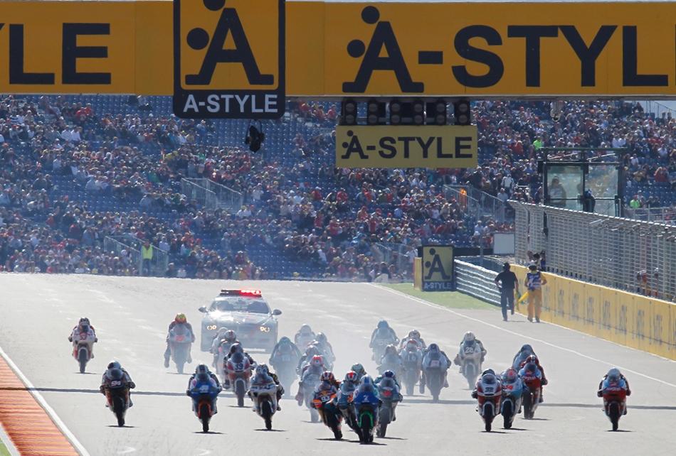 Mirada al pasado: Aragón 2010, el primer ganador en Motorland