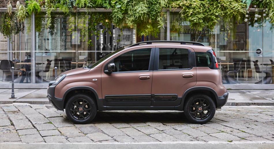 Fiat presenta el nuevo Panda Trussardi