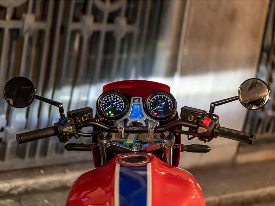 Nueva Honda CB1100RS 5Four Motorcycles