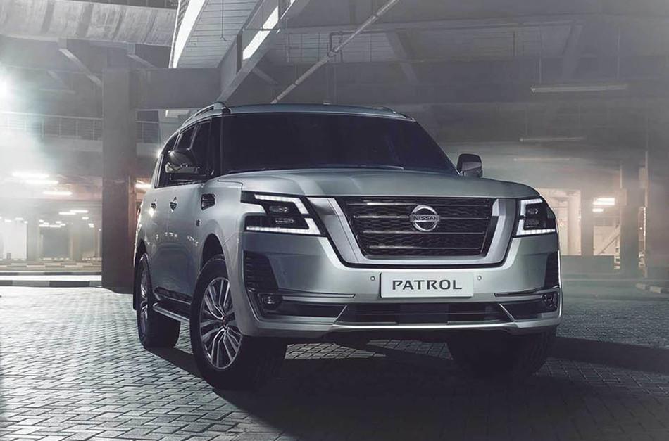 Nissan Patrol recibe un lavado de cara