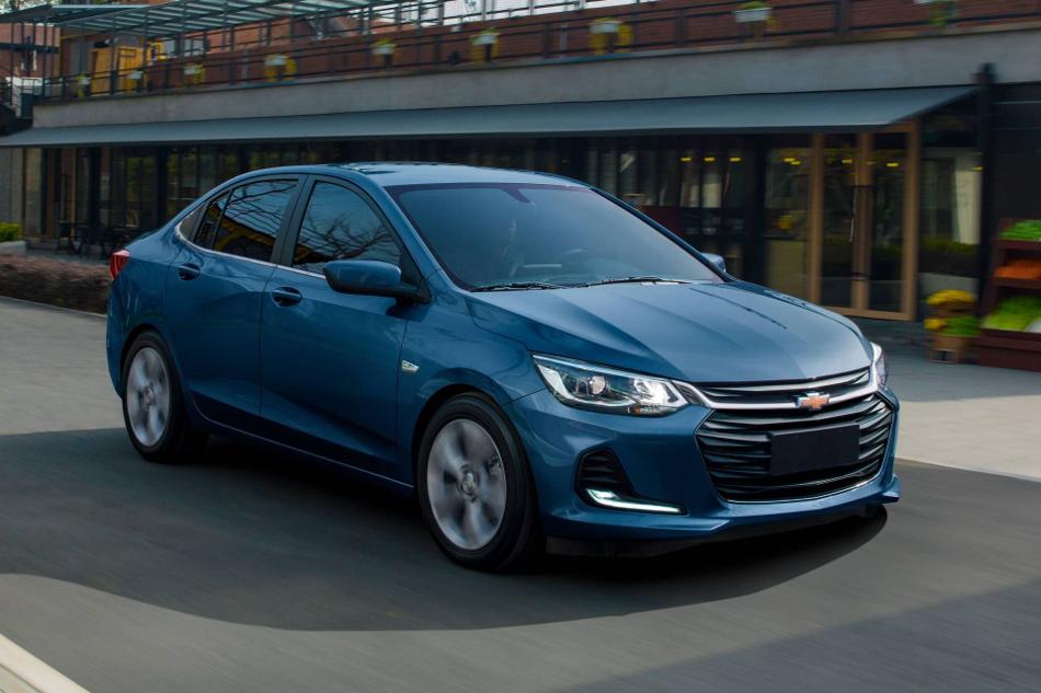 El Chevrolet Onix 2020 llegará a México