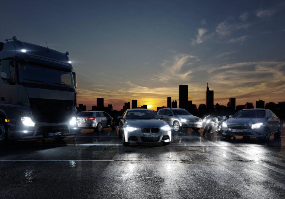 La iluminación LED y la nueva era del automóvil