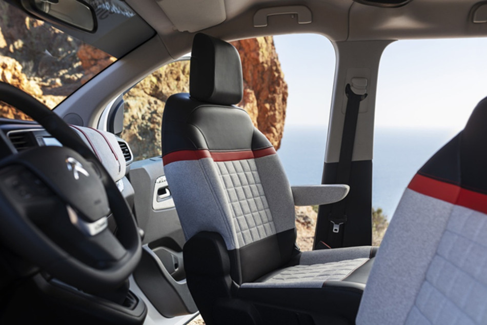 Citroën SpaceTourer The Citroënist Concept será exhibido nuevamente