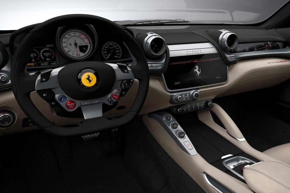 El Ferrari Purosangue tendra version Off Road