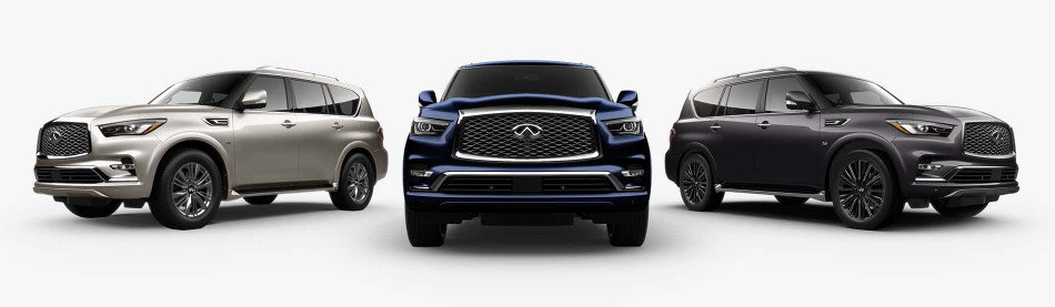 El Infiniti QX80 fue el vencedor del Premio al Vehículo Ideal 2019