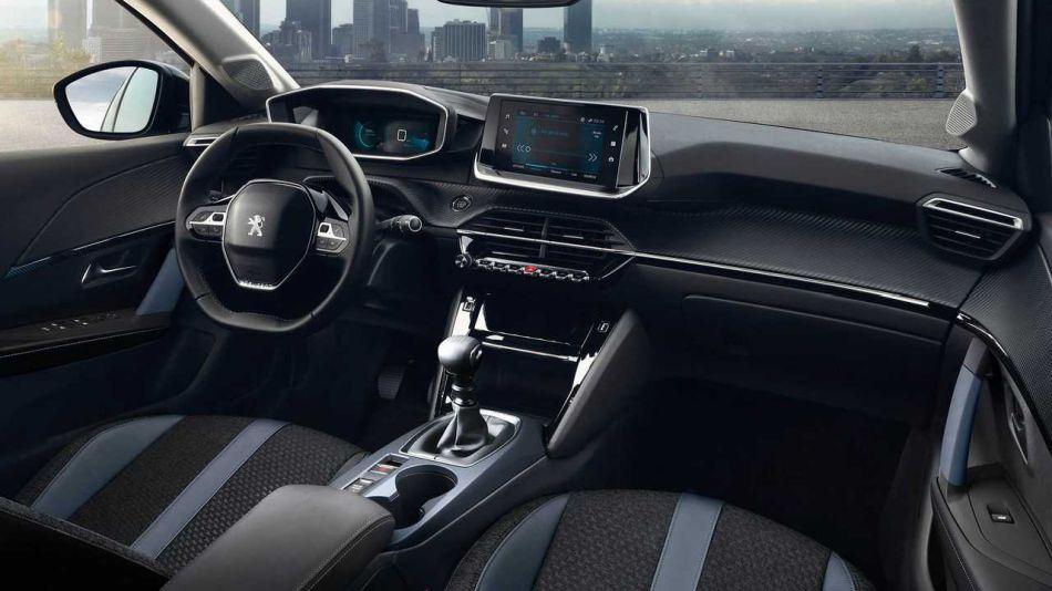 Nuevo Peugeot e-2008 lleno de tecnología