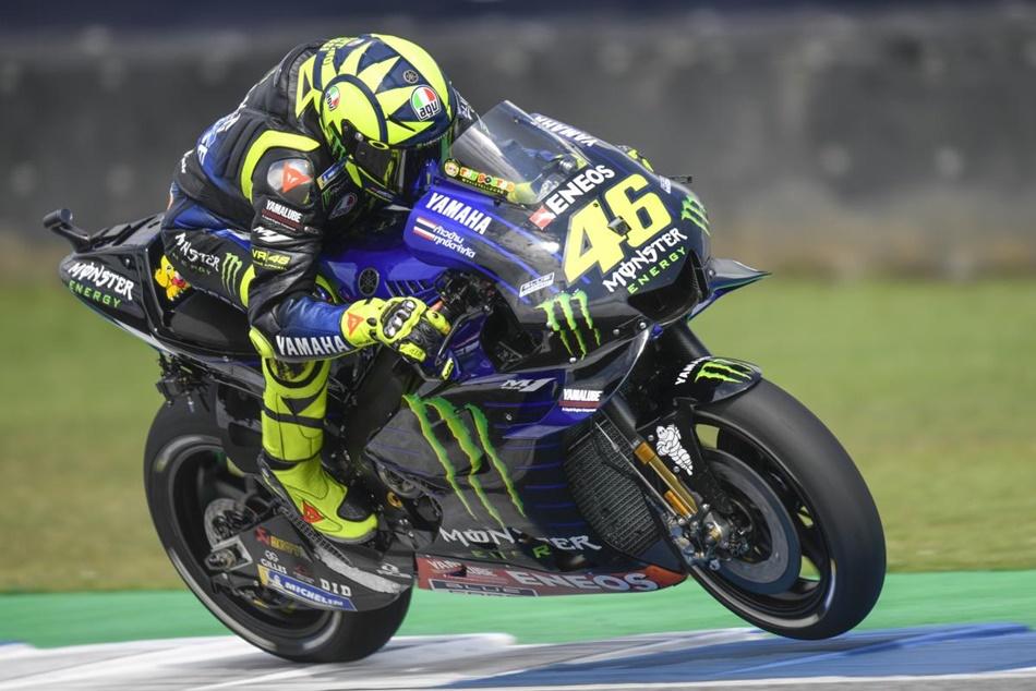 "Valentino Rossi: ""Todo el mundo va a tratar de fichar a Quartararo"""