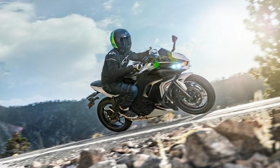 Nueva Kawasaki Ninja 650 2020