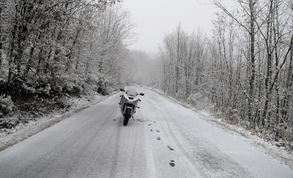 Conducción segura en invierno