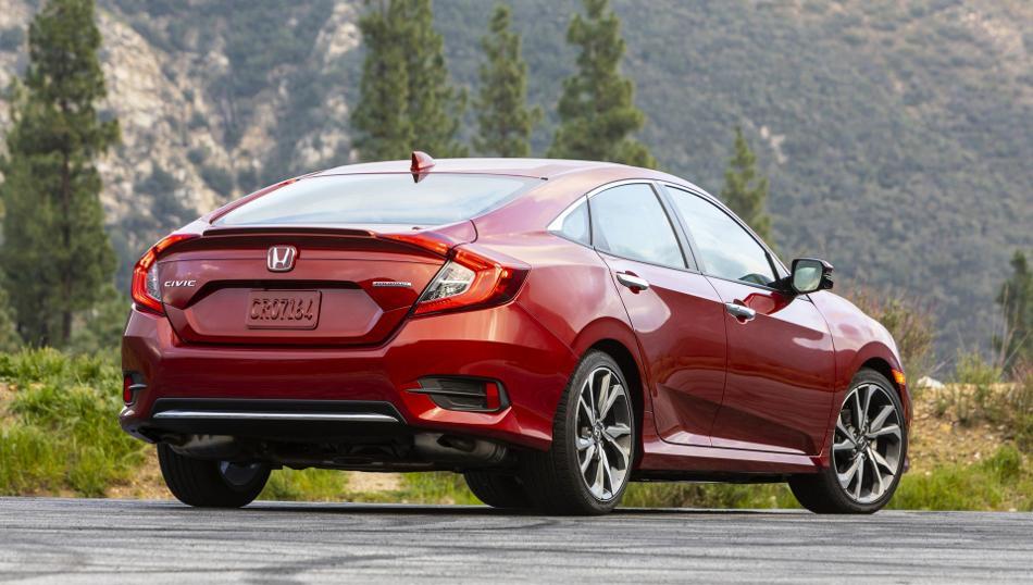 El Honda Civic sedán disponible desde $ 19,750