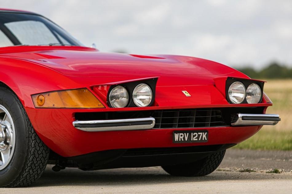 Ferrari de Elton John subastado