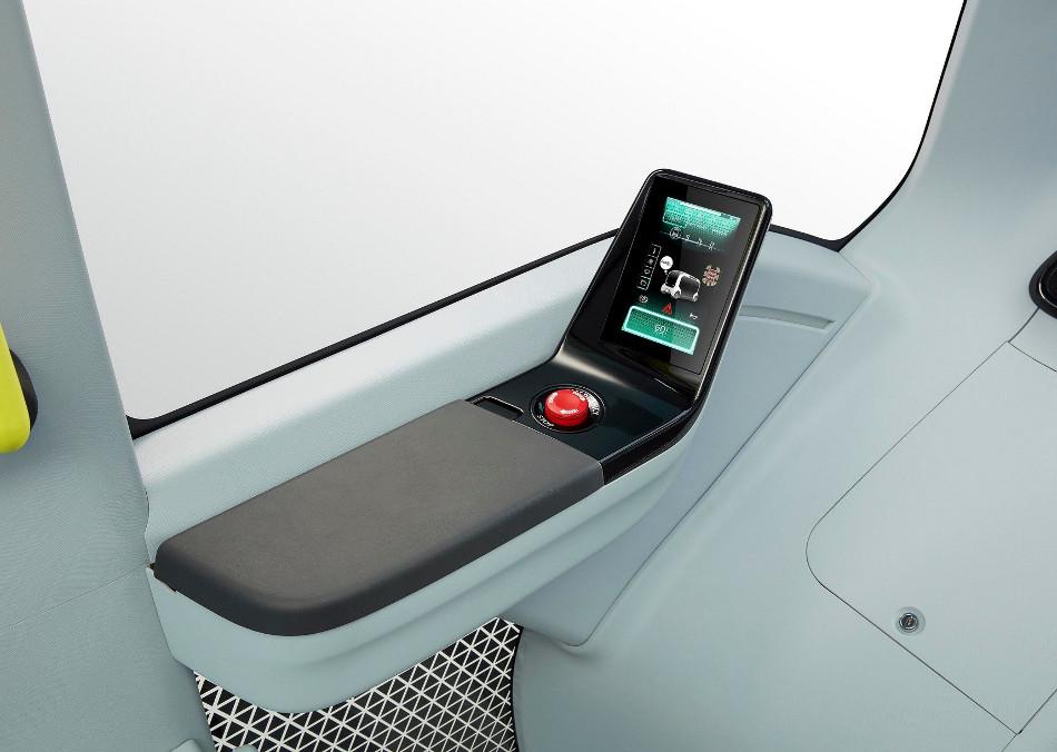 Toyota e-Palette actualizado para los Juegos Olímpicos de Tokio 2020