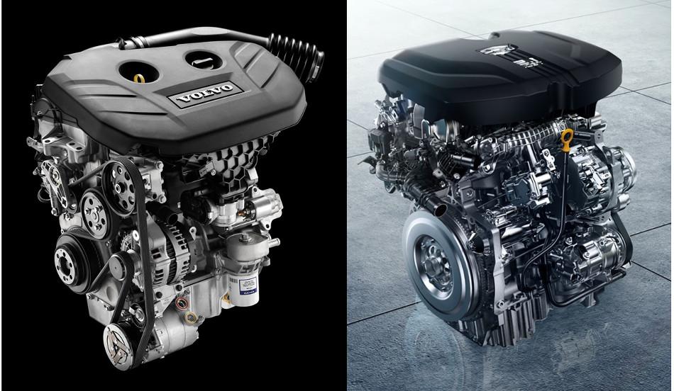 Geely y Volvo se unen para crear motores de combustión e híbridos