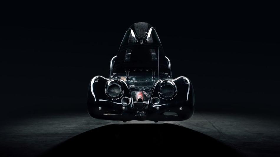 Lunaz y su propuesta de movilidad eléctrica para los automóviles clásicos