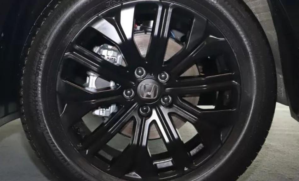 Honda mostró el nuevo Breeze