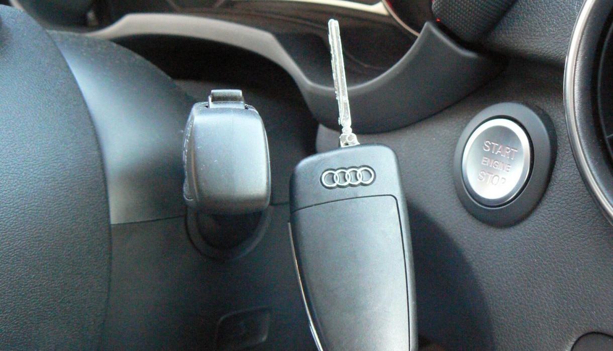 Mi auto no detecta la llave, ¿Cómo hago para abrirlo?