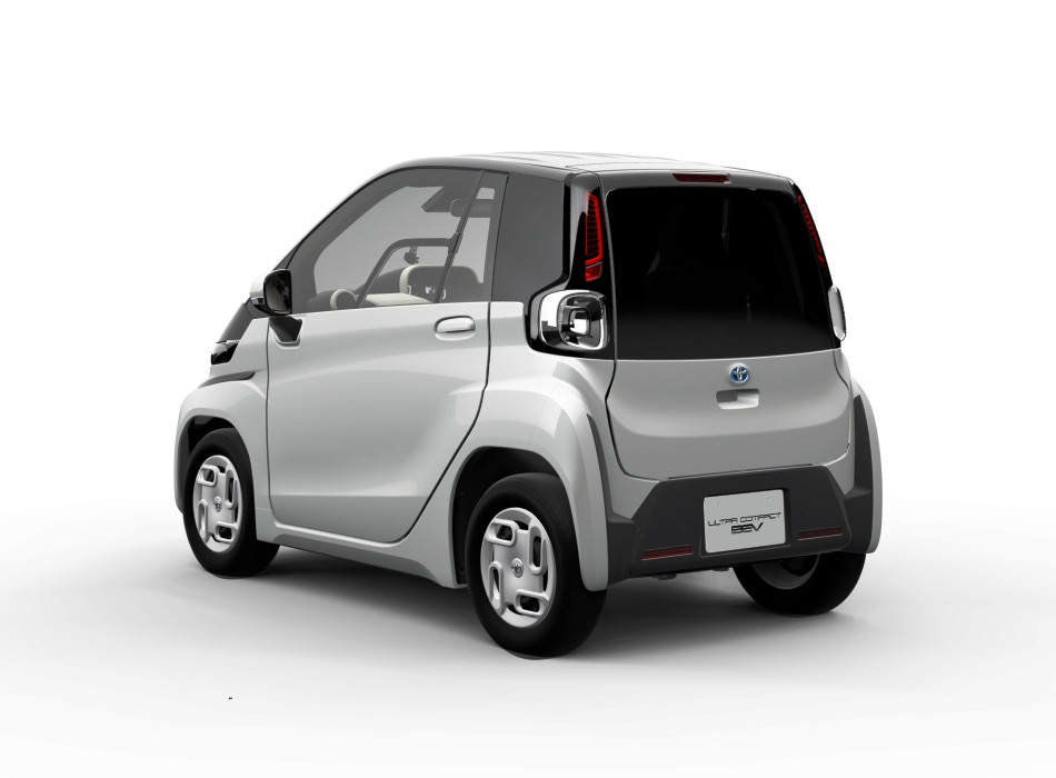 Toyota Ultra-compact BEV Concept