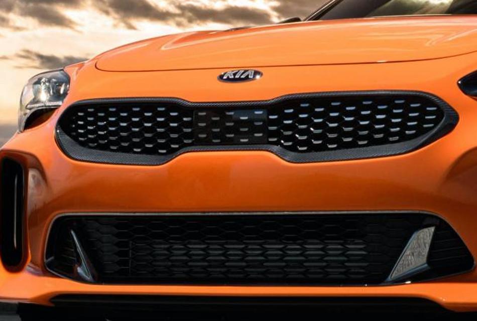 Kia Stinger Carbon Edition
