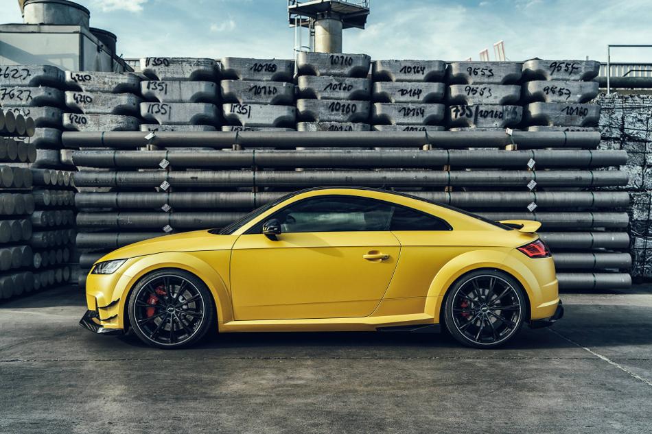 El Audi TT RS de ABT