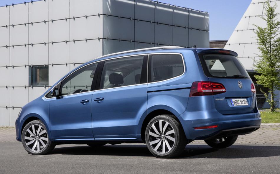 One Million la nueva serie especial del Volkswagen Sharan