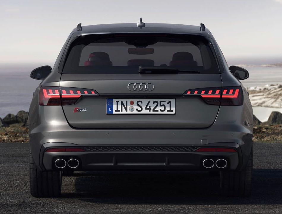 El Audi A4 Avant 2020 y su carrocería familiar