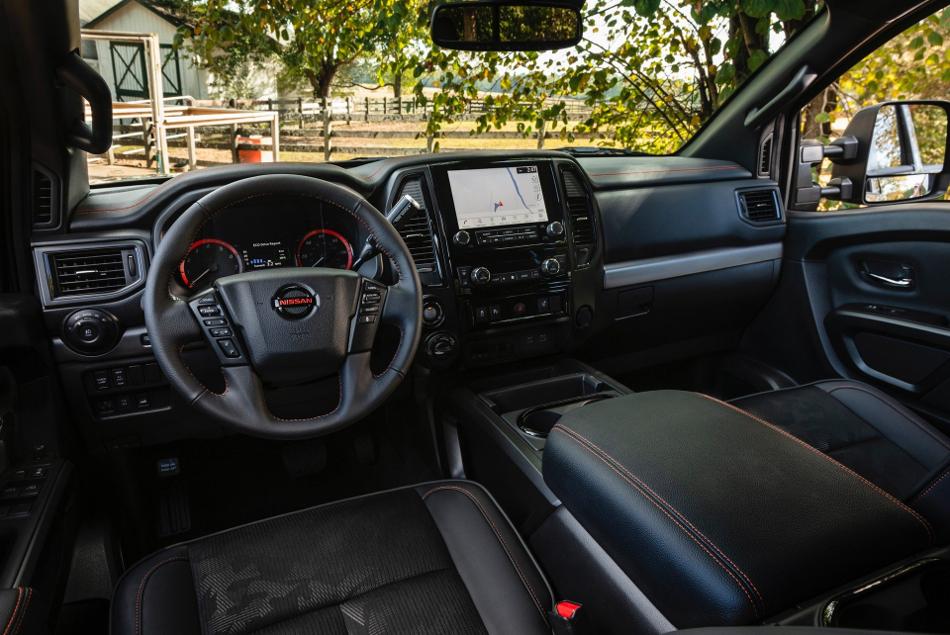 Nuevo Nissan Titan XD 2020