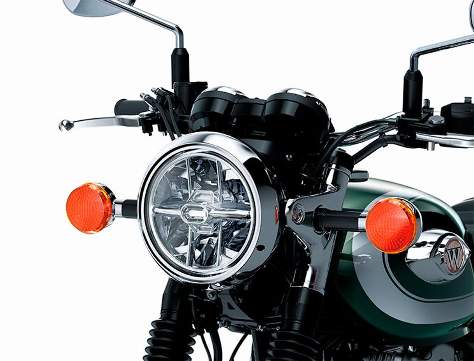 Nueva Kawasaki W800 2020