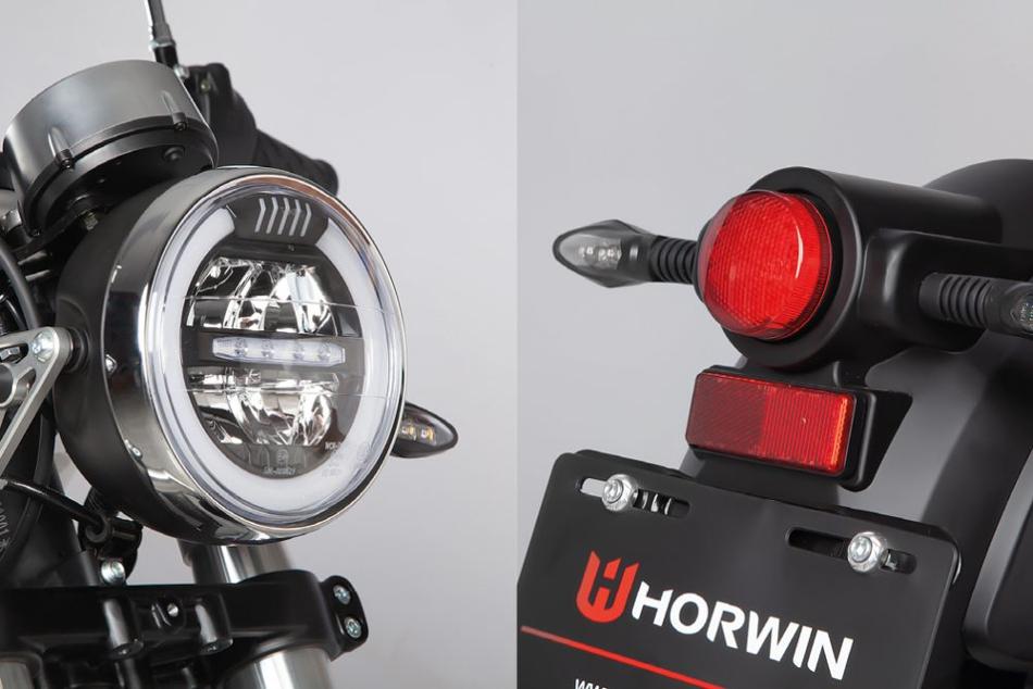 Conoce las nuevas Horwin CR6 y CR6 Pro