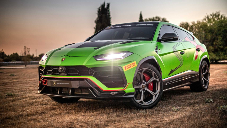 Lamborghini lanza un Urus más radical, el ST-X
