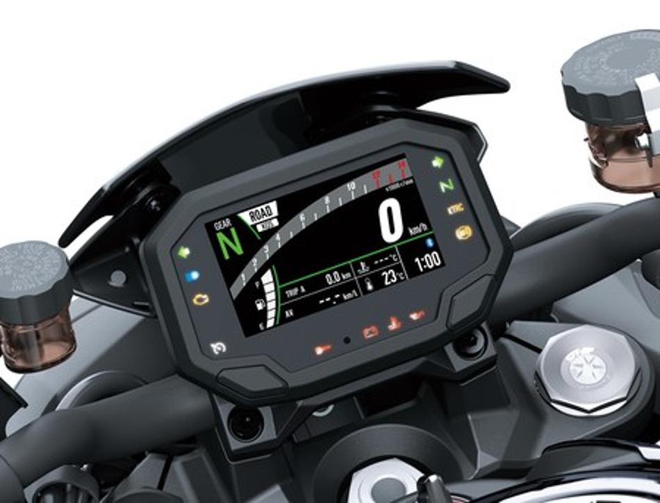 Nueva Kawasaki Z H2 2020