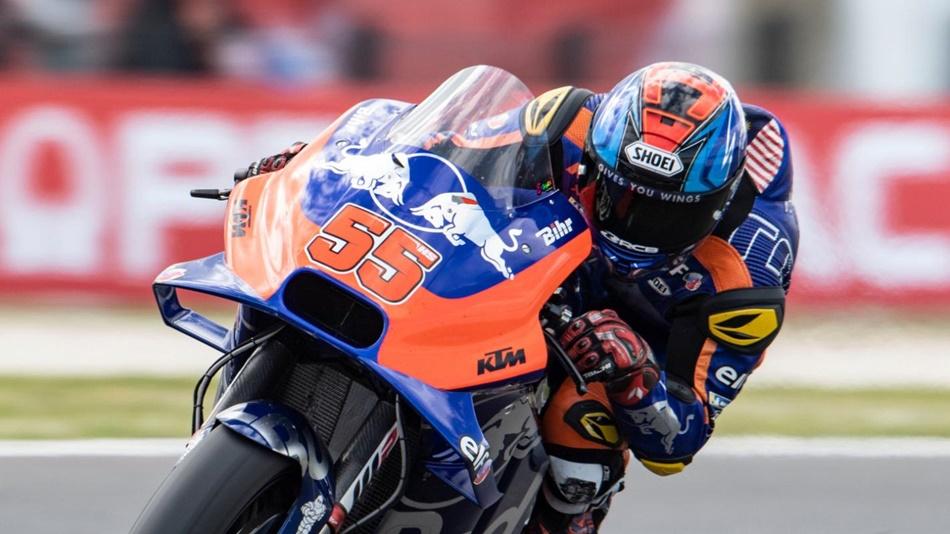 Oliveira es duda para el GP de Malasia y Syahrin ansioso por correr en su país