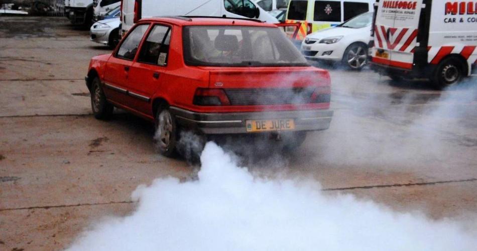 Mediciones y avisos de falta de compresión en el motor