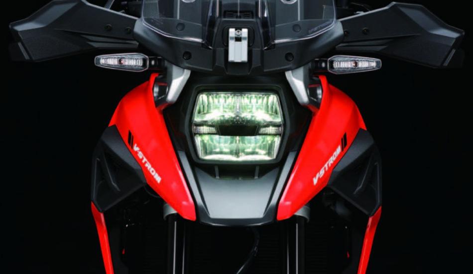 Nueva Suzuki V-Strom 1050 2020