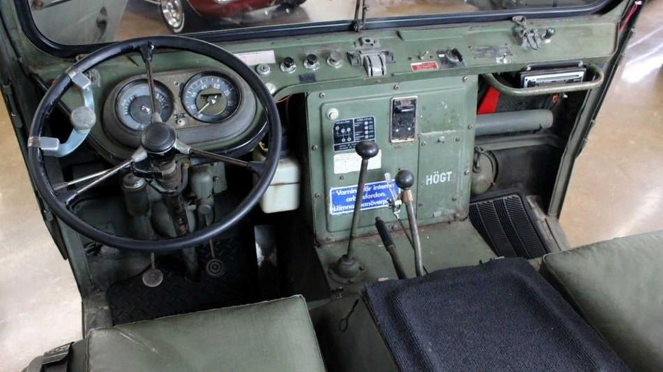 Volvo L3314 Laplander Camper 1963