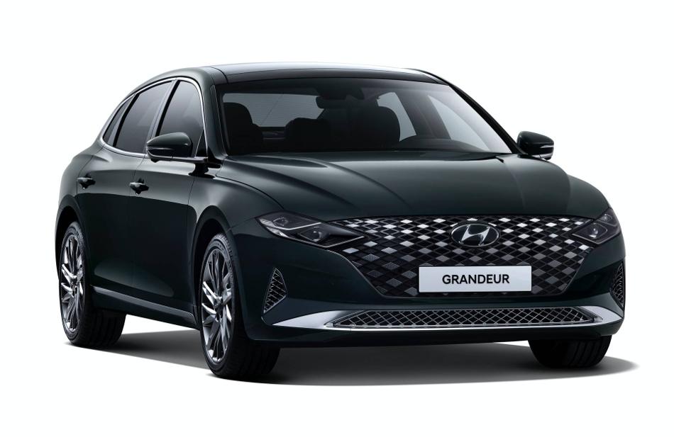 Hyundai actualiza el Grandeur (Azera) para 2020