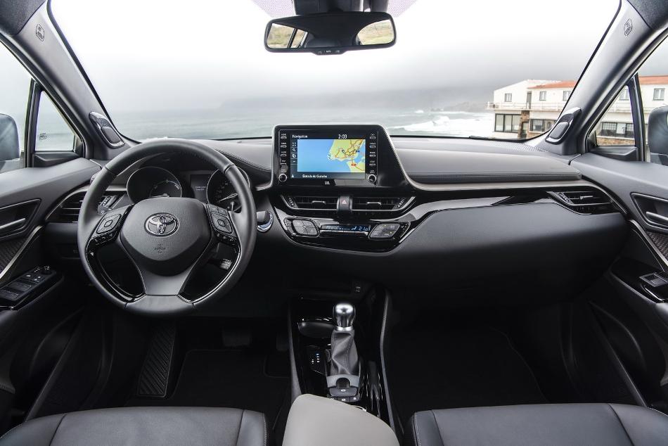 El Toyota C-HR 2020 llega a Reino Unido con una edición Naranja
