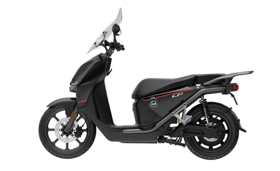 Super Soco y sus nuevo scooters eléctricos urbanos