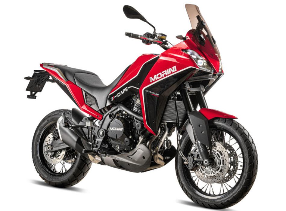 Nueva Moto Morini X-Cape 650 2020
